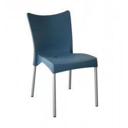 CHAIR-OSLO BLUE