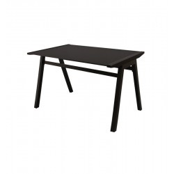 TABLE-DESK 120 CM GLASS