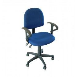 SWIVEL CHAIR WITH WHEELS